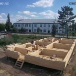 Новая, уникальная, опробированная технология деревянного домостроения!, Новосибирск