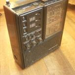 радиоприемник Меридиан 235 (рабочий), СССР, Новосибирск