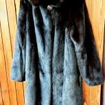 Продам шубу норковую размер 46-48, Новосибирск