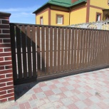 Ворота откатные, Новосибирск