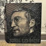 Портрет Джона Леннона, Новосибирск