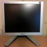 Продам монитор Samsung 17 дюймов, Новосибирск