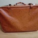 Продам винтажный чемодан., Новосибирск