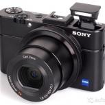 Продам компактную фотокамеру Sony Cyber-shot DSC-RX100., Новосибирск