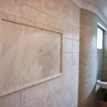 Укладка плитки, керамогранита, мозаики, Новосибирск