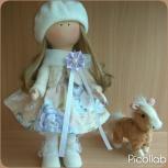 Кукла ручной работы, Новосибирск