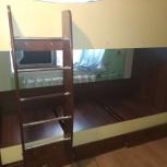 Продам двухъярусную кровать, Новосибирск