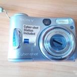 Фотоаппарат Sony Cyber-shot DSC-ST80 (на ремонт/запчасти), Новосибирск