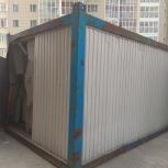 Бытовка строительная, Новосибирск