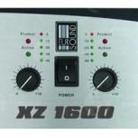 Усилитель мощности EuroSound XZ-1600 Новый в упаковке, Новосибирск