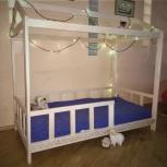 Детская кровать- домик, Новосибирск