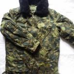 """Настоящая куртка Д/С военного лётчика ввс """"Бутан"""", Новосибирск"""