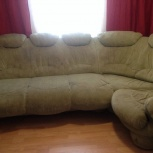 Продам угловой диван б/у,в хорошем состоянии, Новосибирск