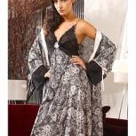 Комплект Mia-Mia халат и сорочка, Новосибирск
