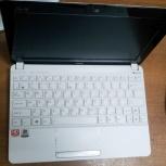 Ноутбук 10.1'' Asus 1015B (2 ядра+2Гб оперативной), Новосибирск