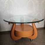 Стеклянный журнальный столик, Новосибирск