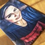 Портреты по фото, поп-арт портреты и др, Новосибирск