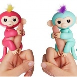 Веселые обезьянки Finger monkey, Новосибирск