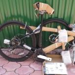 Велосипед doppelganger, Новосибирск