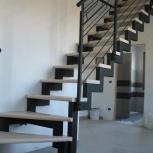 Производство и установка лестниц., Новосибирск
