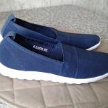 Продам текстильные туфли, Новосибирск