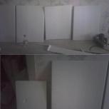 Пластиковые панели + плинтуса, Новосибирск