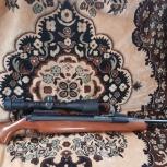 Пневмвтическая винтовка дианна 48.т 06.отс., Новосибирск