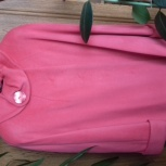 Новое женское демисезонное пальто 58 размер, Новосибирск