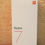 Xiaomi Redmi 7 Новый. Гарантия, Новосибирск