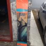 Продам сноуборд Termit, новый, р 158, Новосибирск