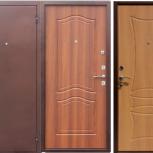Качественные входные двери от производителя, Новосибирск