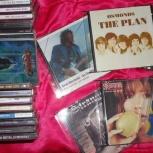 Продаётся коллекция муз-компакт-дисков (audio-CD), Новосибирск