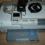 Продам струйный принтер HP Photosmart D7163, Новосибирск