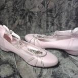 Продам новые туфли розовые, Новосибирск