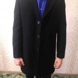 Новое Пальто демисезонное мужское, Новосибирск