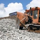 Доставка гранитного щебня 5-20, 20-40, 40-70, 70-150., Новосибирск