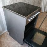 Продается стеклокерамическая электроплита Electrolux EKC601503X, Новосибирск