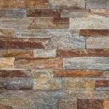 Камень природный для облицовки стен, Новосибирск