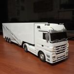 Продам грузовик-трейлер на радиоуправлении, Новосибирск