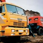 Щебень, песок, пгс, отсев и другие виды сыпучих материалов, Новосибирск