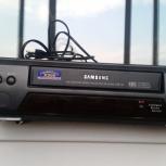 Продам кассетный видеоплеер SAMSUNG SVR 120/121 пр-во Корея, Новосибирск