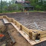 Строительство фундаментов под ключ с гарантией 10 лет!, Новосибирск
