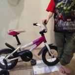 Велосипед детский БУ для детей от 3-х лет, Новосибирск