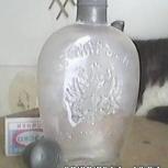 Продам стеклянную бутылку царских времён, Новосибирск