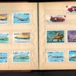 Продам почтовые марки СССР 1972 -1995 года, Новосибирск
