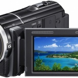 Видеокамера PJ260VE, Новосибирск