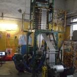 Продам оборудование для производства пакетов, Новосибирск