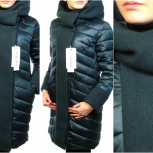 44-52р Новое стильное пальто очень красивого цвета, Новосибирск