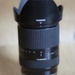 объектив Tamron E 18-200/3.5-6.3 Di III VC Sony NEX, Новосибирск