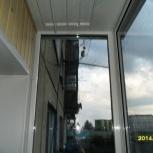 Остекление балконов без пред оплат., Новосибирск